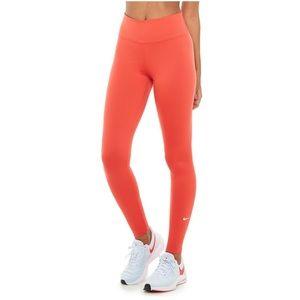 NWT Women's Nike One Training Tights